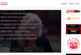 Website milanomeravigliosa.it desktop preview