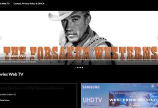 Website movieswebtv.com desktop preview