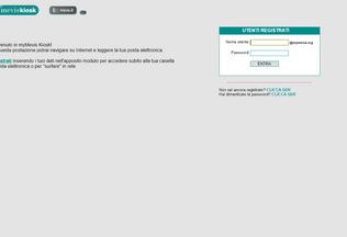 Website mymevis.org desktop preview