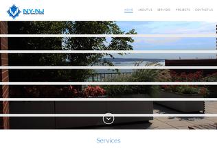 Website nynjrestoration.com desktop preview