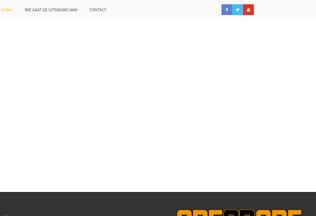 Website oneononepersonaltraining.nl desktop preview