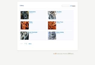 Website petrgraf.cz desktop preview