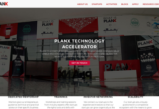 Website planx.pitb.gov.pk desktop preview