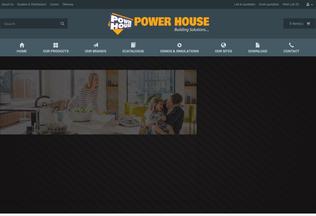 Website powerhouse.com.pk desktop preview