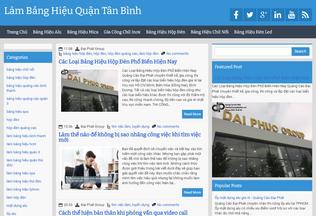 Website qcdaiphattanbinh.blogspot.com desktop preview