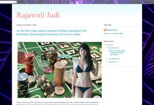 Website rajawalijudi88.blogspot.com desktop preview