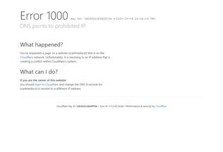Website scarfmedia.id desktop preview