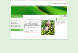 Website schwaebische-auster.de desktop preview