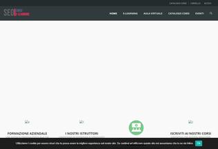 Website seocorsi.it desktop preview