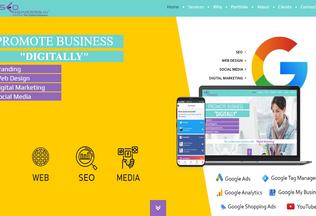 Website seoengineers.in desktop preview