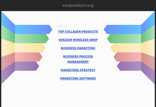 Website seoproduct.org desktop preview