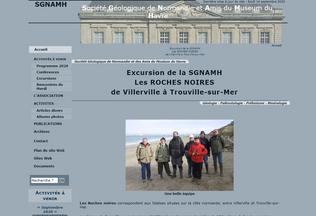 Website sgnamh.fr desktop preview