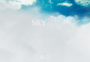 Website sky21.net desktop preview