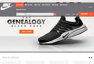 Website sodio.co desktop preview