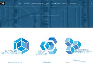 Website spatialbiz.co desktop preview