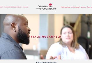Website talkingcanhelp.ca desktop preview