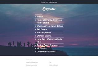 Website tvbtravel.com desktop preview