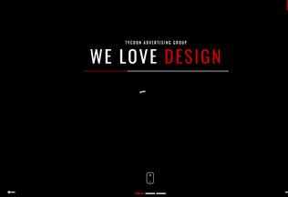 Website tycoonad.com desktop preview