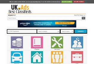 Website ukads.eu desktop preview