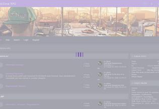 Website urazone.eu desktop preview