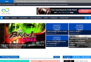 Website url4ever.com desktop preview