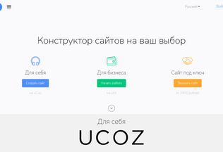Website usite.pro desktop preview