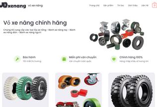Website voxenang.info desktop preview