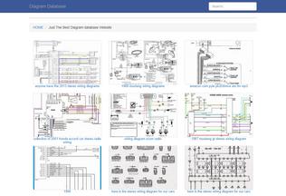 Website wewiring.nineangles.info desktop preview