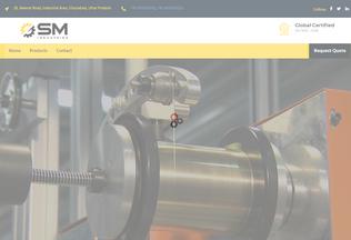 Website wiremachine.in desktop preview