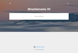 Website wrestlemania30livefree.blogspot.com desktop preview