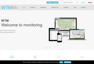 Website wtm.ua desktop preview