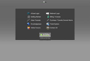Website yourappreciation.info desktop preview