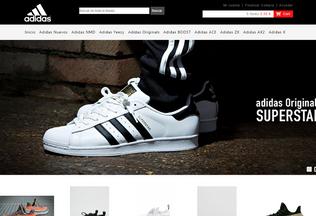 Website zapatillasoriginals.es desktop preview