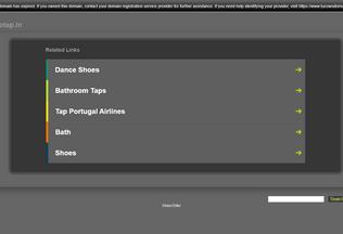 Website zootap.in desktop preview